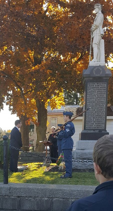 Atwood Remembrance Service