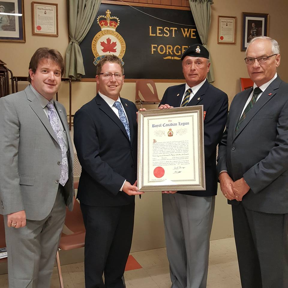Perth Regiment Veterans Branch 236 St. Marys