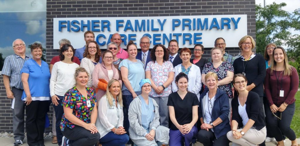 Fisher Family Primary Care Centre in Listowel